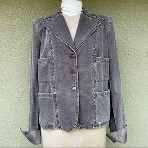NEW Chanel 2002 denim jacket